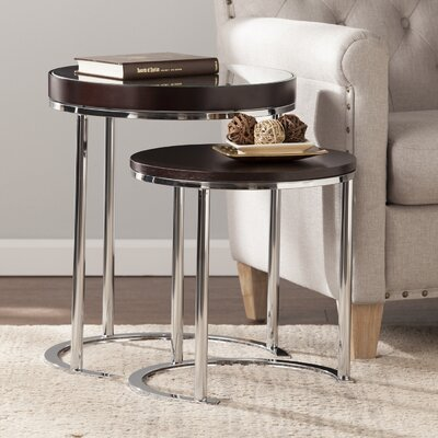 Tommy 2 Piece Nesting Tables