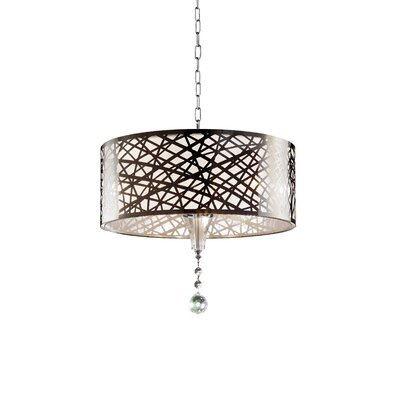 Neely 5-Light Drum Pendant