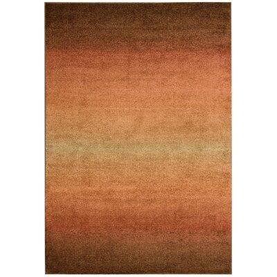 Weyman Rust Area Rug Rug Size: 79 x 1010