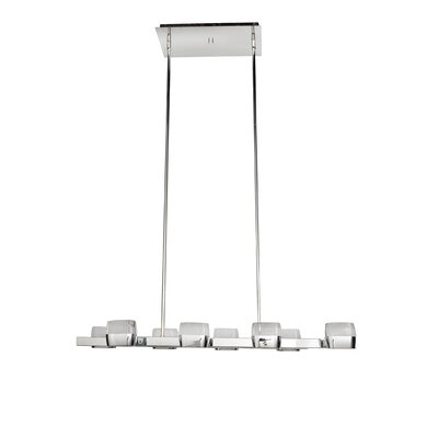Pollux 16-Light Kitchen Island Pendant