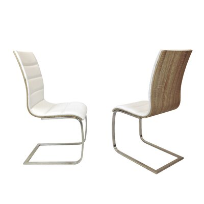 Alton Side Chair (Set of 2) Finish: Sonoma