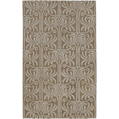 Tabatha Brown Area Rug Rug Size: Rectangle 5 x 8