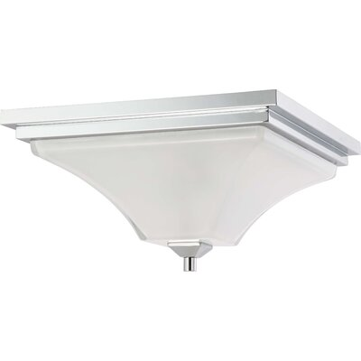 Edington 2-Light Flush Mount