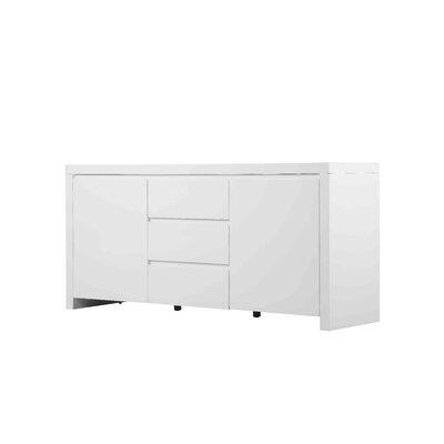 Aadvik Sideboard Color: White