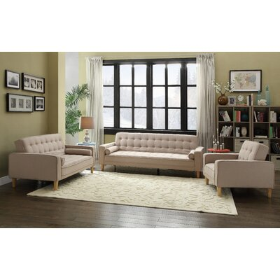 Navi Twill Living Room Collection
