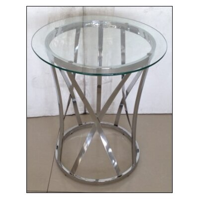 Clairebella End Table by Simmons Casegoods
