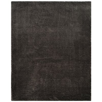 Kenney Dark Gray Area Rug Rug Size: 8 x 10
