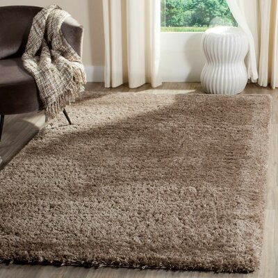 Josef Mushroom Area Rug Rug Size: Rectangle 67 x 92
