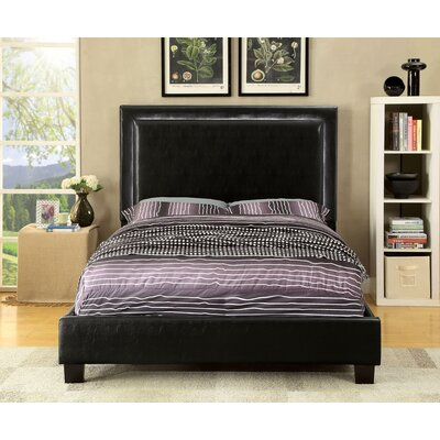 Hermia Upholstered Panel Bed