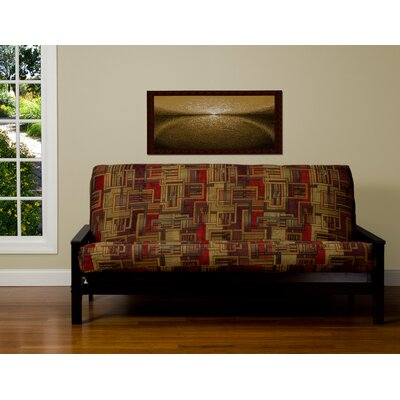 Kingsgate Zipper Box Cushion Futon Slipcover