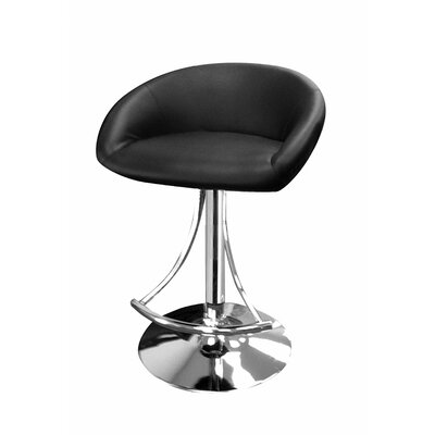 Kastel Adjustable Height Swivel Bar Stool