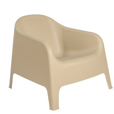 Eisenhauer Lounge Chair Finish: Taupe