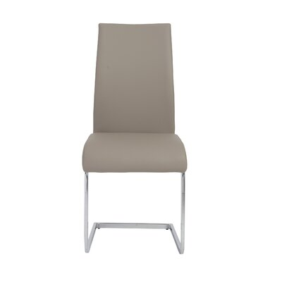 Colt Side Chair Upholstery: Taupe
