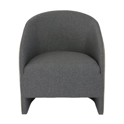 Conor Fabric Lounge Chair