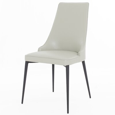 Jovanni Side Chair Upholstery Color: Beige