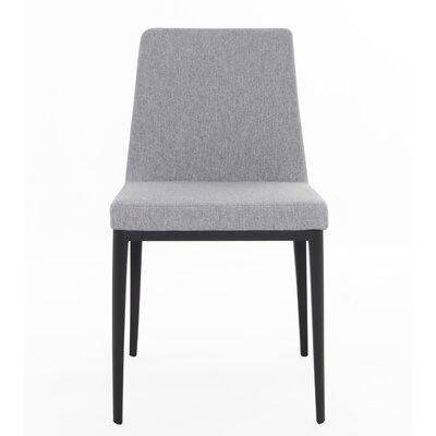 Agustin Side Chair Upholstery Color: Light Gray