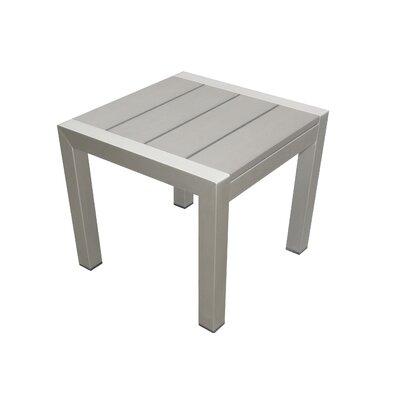 Ligon Side Table Finish: Gray