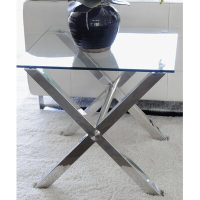Emiliano End Table