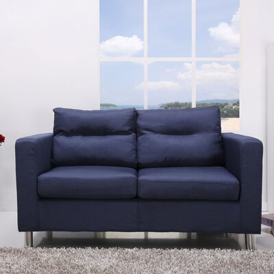 Wade Logan WADL8173 31949816 Clarence Loveseat Upholstery