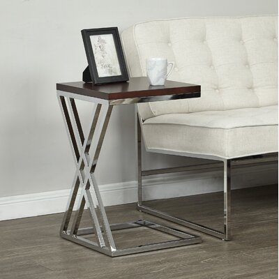 Mapleton End Table Finish: Espresso