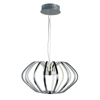 Alderamin 16-Light Metal Foyer Pendant