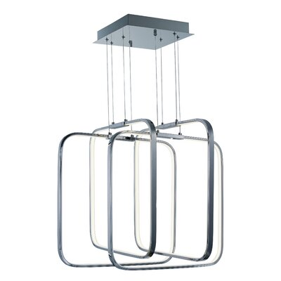 Hesperus 4-Light Foyer Pendant