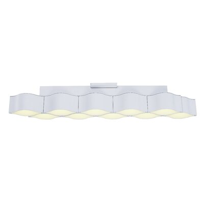 Epione 10-Light Semi Flush Mount