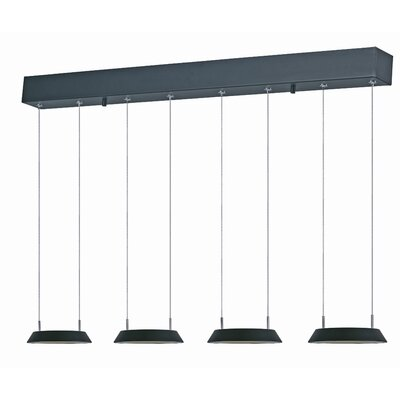 Albali 4-Light Kitchen Island Pendant