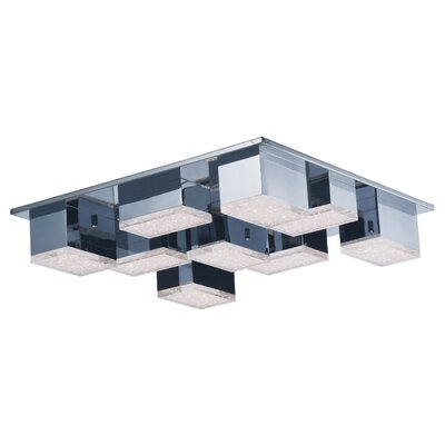 Glaucus 9-Light Flush Mount