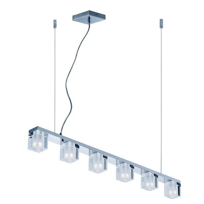 Algedi 6-Light Kitchen Island Pendant