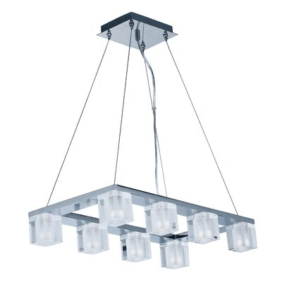 Filip 8-Light Kitchen Island Pendant