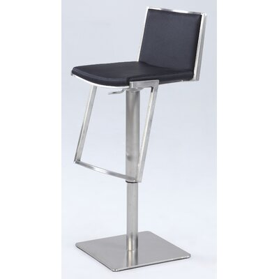 Jorman Adjustable Height Bar Stool
