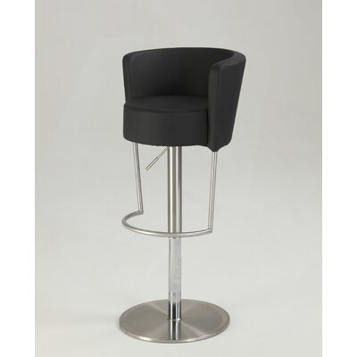 Sareah Adjustable Height Bar Stool