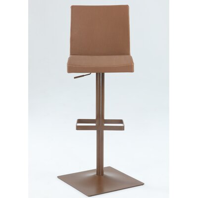 Ibrahim Adjustable Height Bar Stool