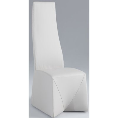 Gage Side Chair (Set of 2) Finish: White