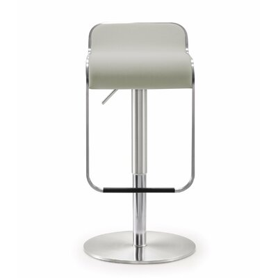 Branham Adjustable Height Swivel Bar Stool