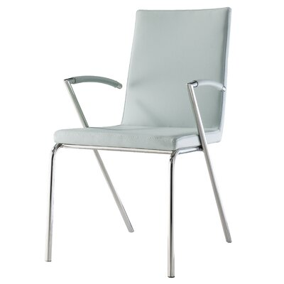 Jaylen Arm Chair Upholstery: Light Gray