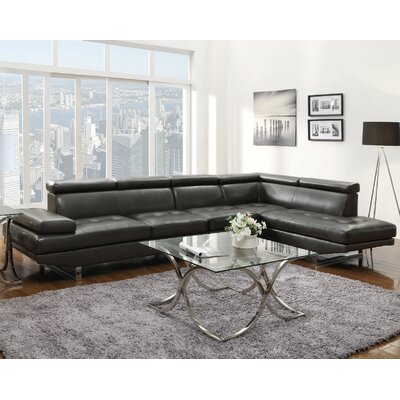 Wade Logan WADL4216 27715467 Berg Sectional Upholstery