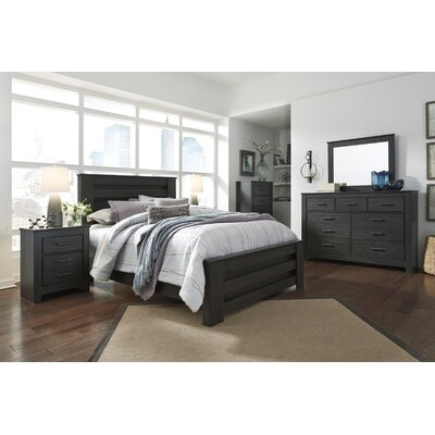 Talon Poster Configurable Bedroom Set