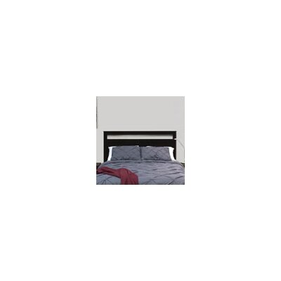 Cerberus Panel Headboard Size: King