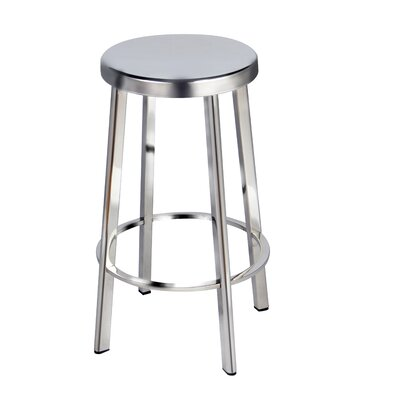 Husby Round Seat Bar Stool