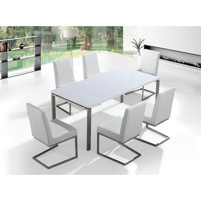 Justice II 7 Piece Dining Set