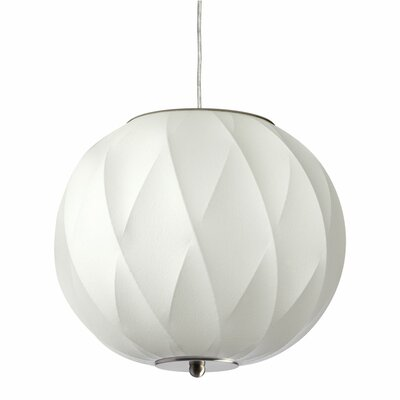 Kase 2-Light Globe Pendant