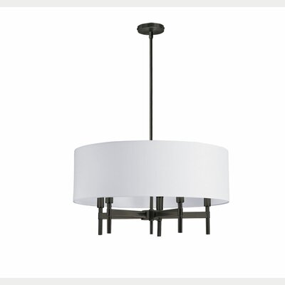 Skylar 5-Light Drum Chandelier