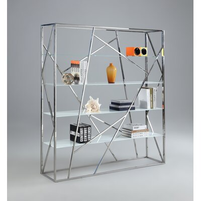 Alessandro 70 Accent Shelves Bookcase