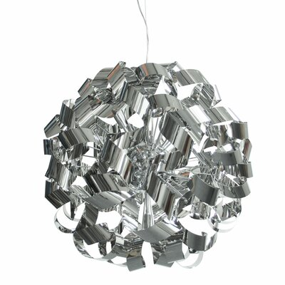 Suruga 9-Light Globe Pendant