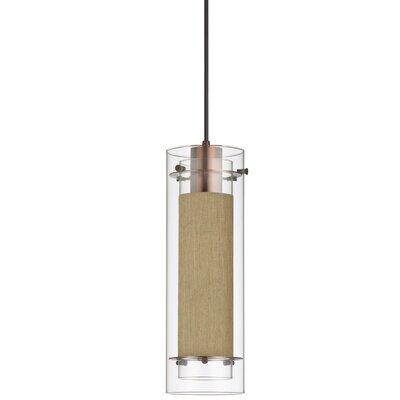 Mensa 1-Light Mini Pendant