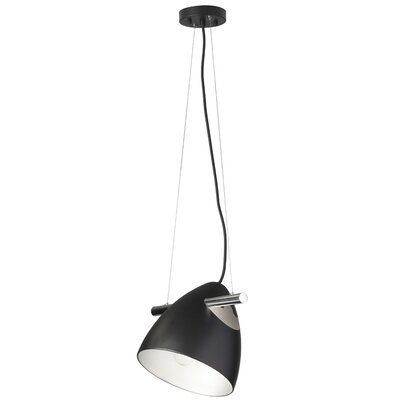 Tama 1-Light Mini Pendant Finish: Matte Black