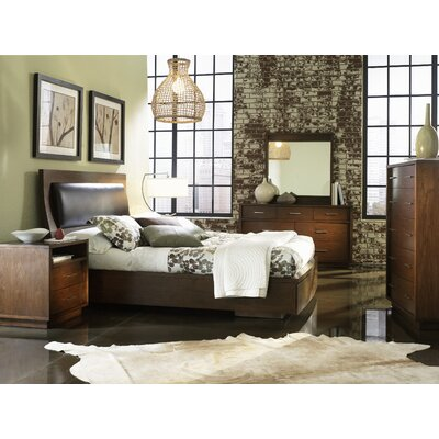 Julien Platform Configurable Bedroom Set