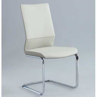 Kellan Side Chair (Set of 2) Finish: Cream WADL9399 32831544